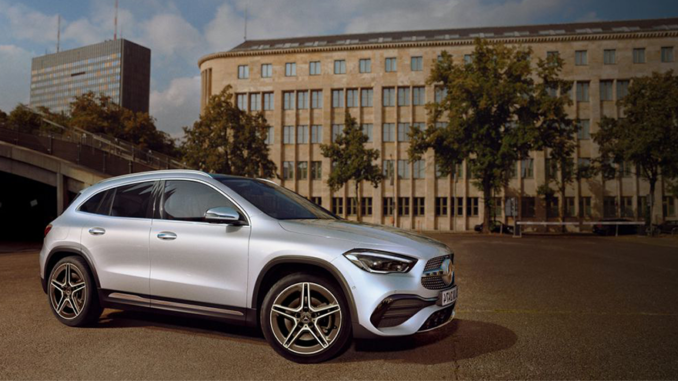 Mercedes-Benz GLA ultime specifiche