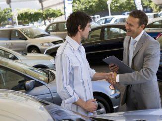 comprare una macchina in Usa