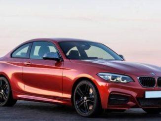 recensuione BMW Serie 2 Coupé