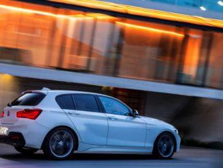 BMW Serie 1 prove e prestazioni