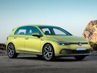 Volkswagen Golf 1.0 TSI 2020