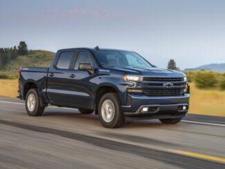 recensione Chevrolet Silverado