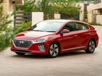 prestazioni e recensione Hyundai Ioniq